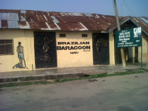 Brazillian Baracoon~former slave prison