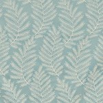 Safi Turquoise Fabric from Hillary's Blinds