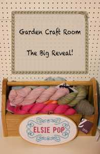 Garden Craft Room – The Big Reveal!
