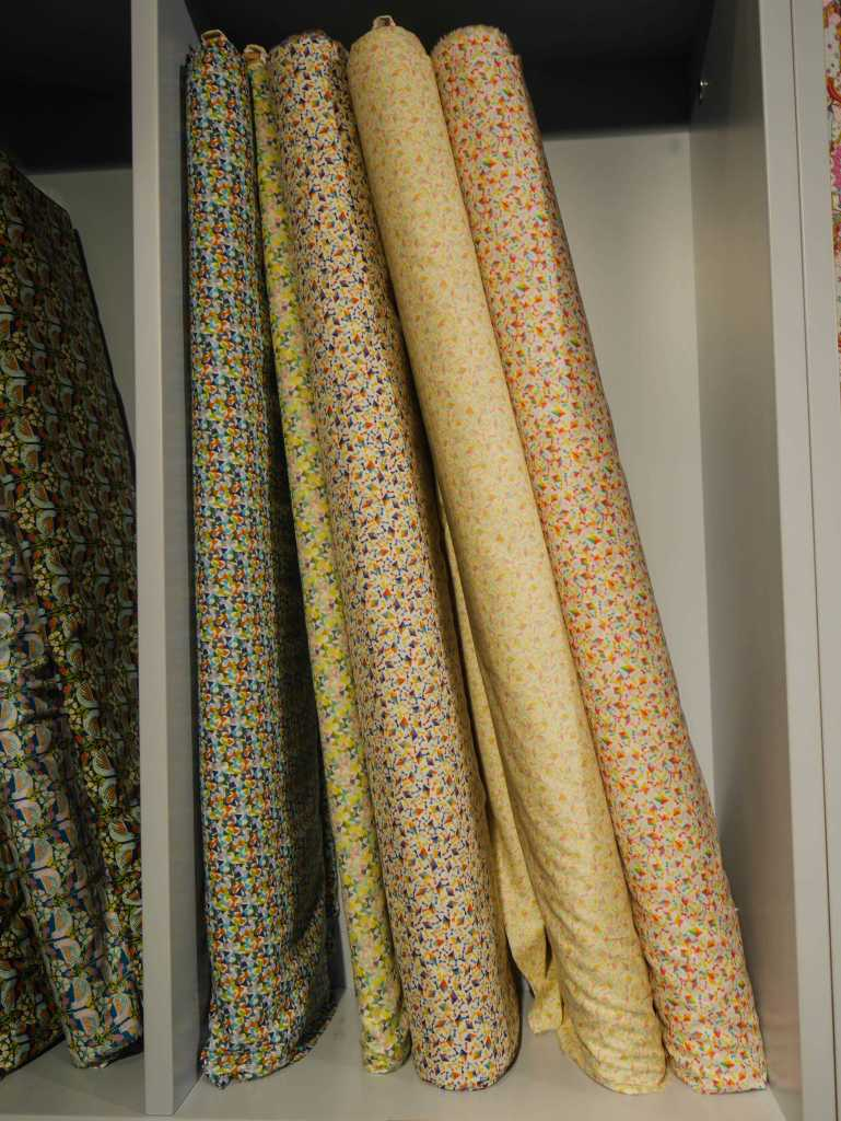 Fabric in Liberty London