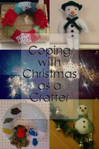Coping With Christmas as a Crafter