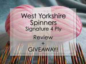 WYS Giveaway