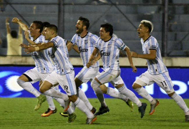 Atlético Tucumán sigue escalando en el ranking mundial de clubes