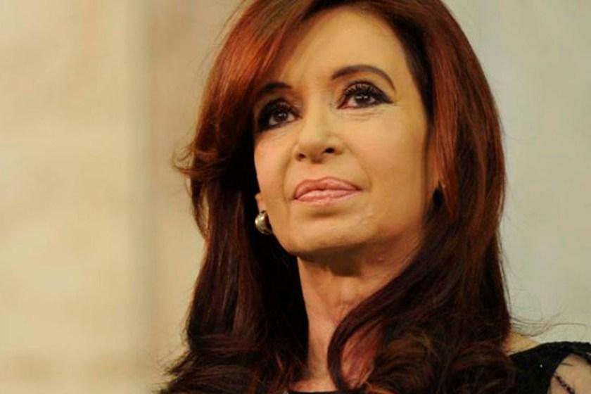 La camara federal ratifica un procesamiento y embargo por $10.000 millones a Cristina Kirchner