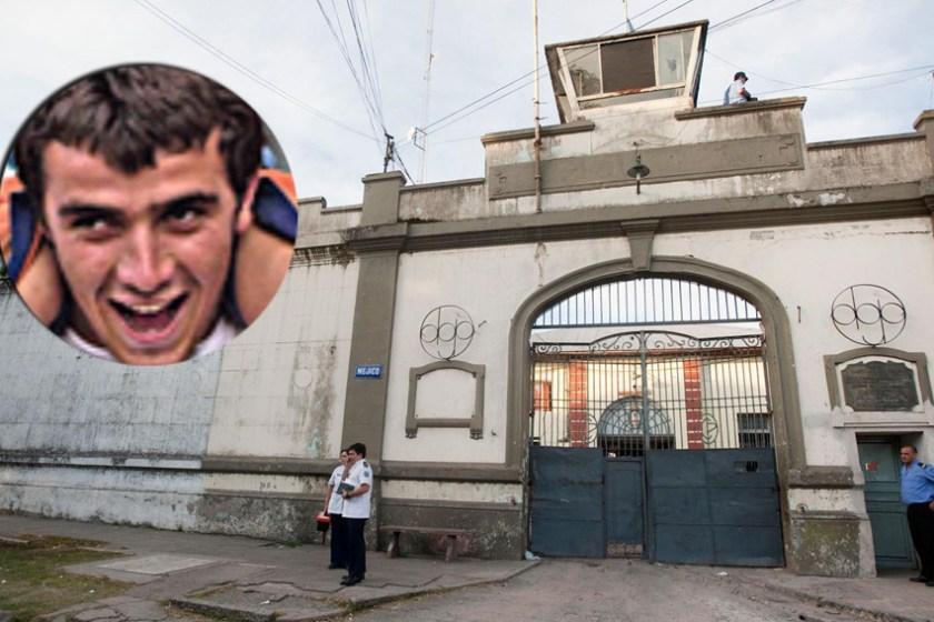 """Hallaron muerto al """"Pelao"""" Acevedo en su celda de Villa Urquiza"""