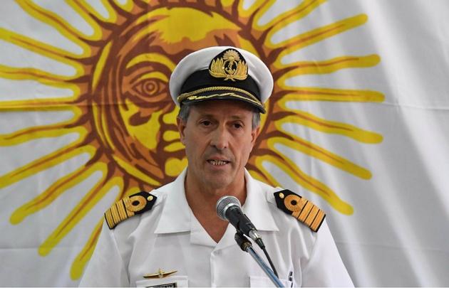 """Último parte de la Armada: aún no hay """"ningún indicio del submarino"""""""
