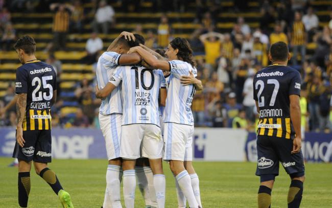 Atlético Tucumán le ganó 1 a 0  a Rosario Central(VIDEO)