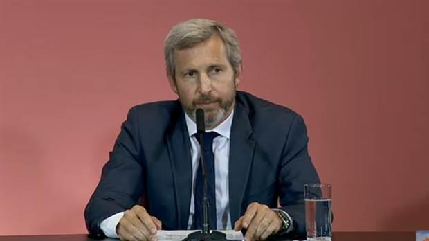 """El ministro Frigerio dijo que Buenos Aires estaría """"dispuesta a retirar su reclamo"""" por el Fondo del Conurbano"""
