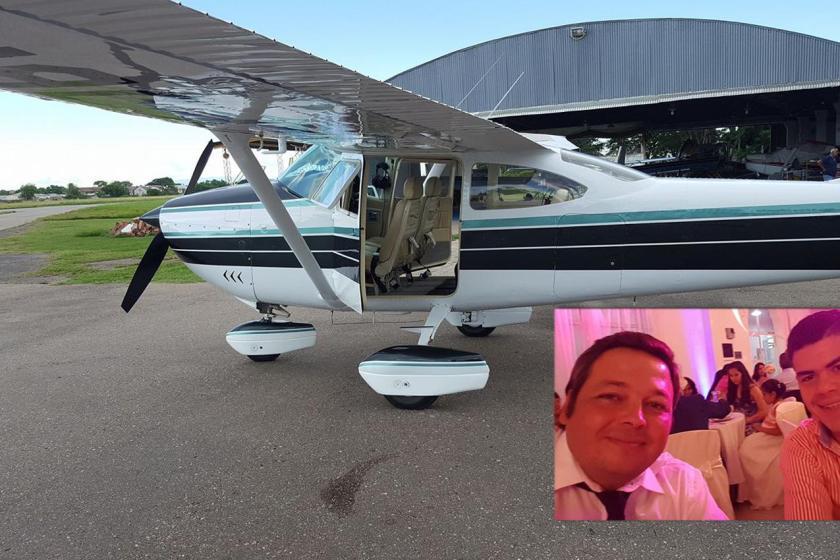 Se estrelló una avioneta en Salta y murieron dos personas