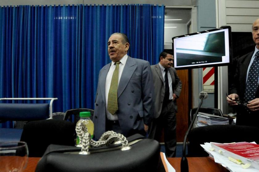 Condena de 5 años de prisión para el ex juez Terán