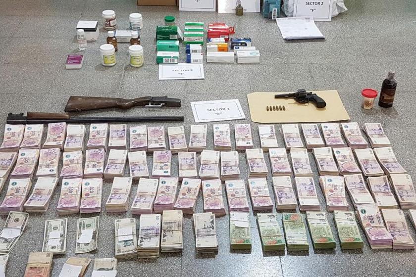Una farmacia y una droguería de Tucumán integraban una red de tráfico de medicamentos: hay tres detenidos