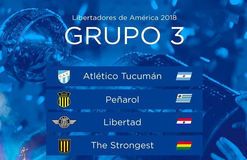 Atlético Tucumán debutará en la Copa Libertadores el 13 de marzo