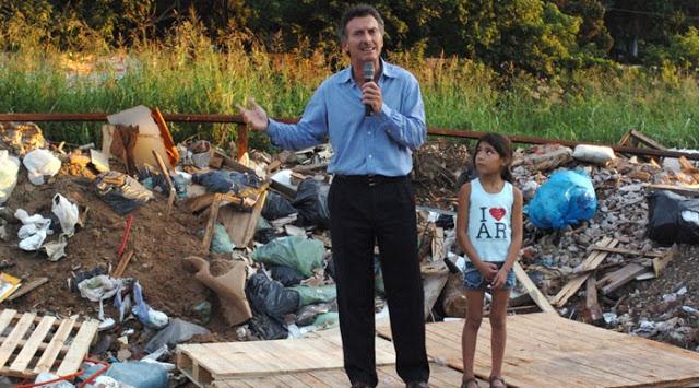 SIN MEJORAS: En la Argentina hay 13,5 millones de pobres
