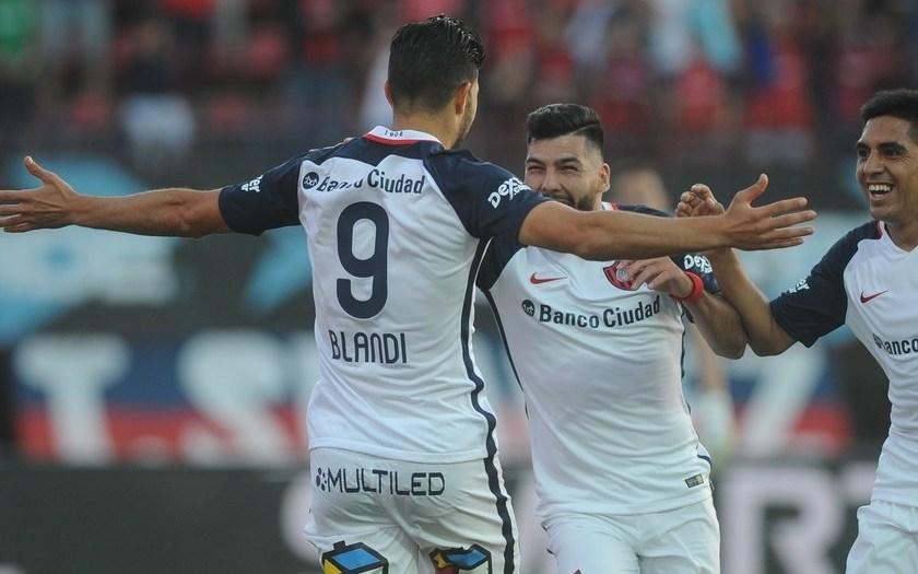 Atletico Tucumán cayó derrotado ante San Lorenzo por 2 a 0