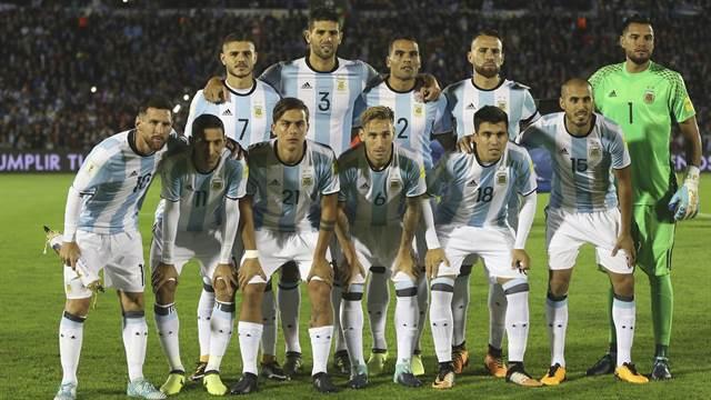 Mira estos son los rivales de Argentina en el Mundial de Rusia