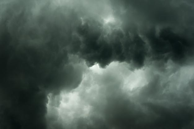 Viene un frente frío con tormentas y granizo
