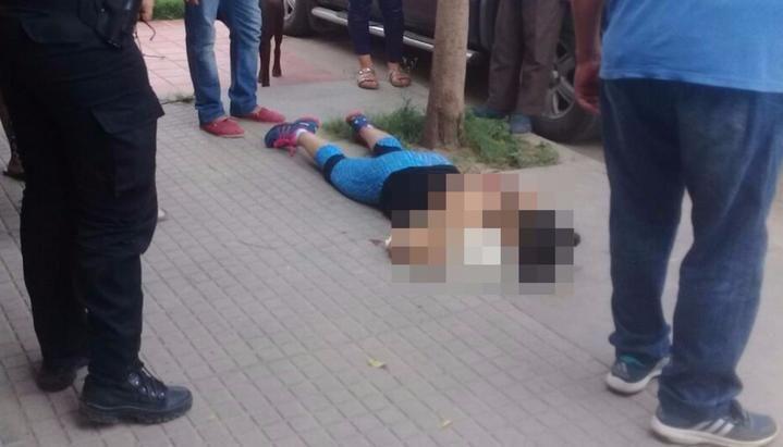 Mató a su esposa a balazos en plena calle