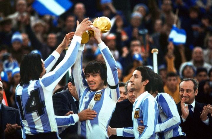 Hace 40 Años Argentina ganaba su primer Mundial de futbol(VIDEO)