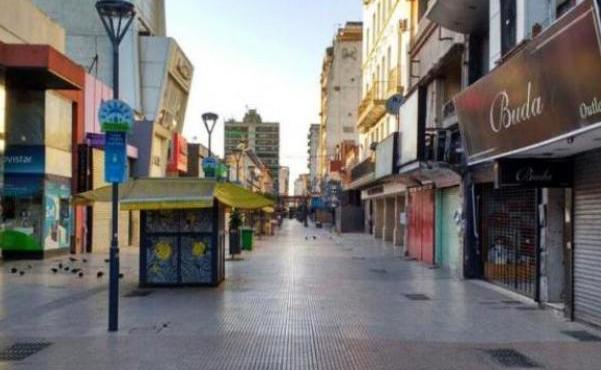 El paro es casi total en Tucumán: las calles están vacías