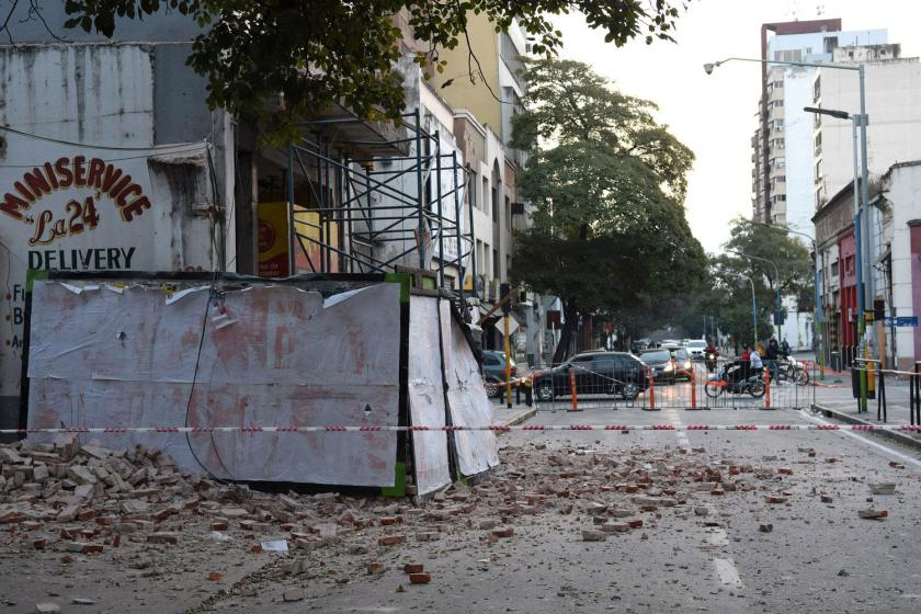 Estará cortada durante todo el día la calle 24 de Septiembre al 800