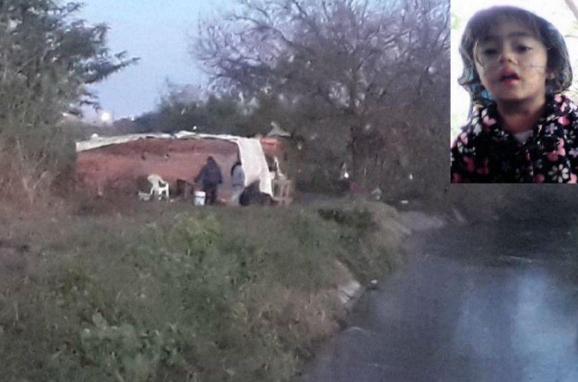 Tragico: Encontraron muerta a la nena desaparecida en el Cochuchal