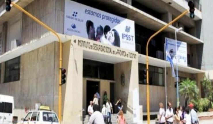 Por refacciones, el Subsidio de Salud  casa central no atenderá al público durante tres días
