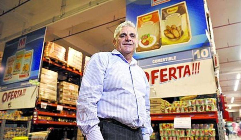 """Para Victor Fera, dueño de Maxiconsumo y productos Marolio: """"Con Cristina la gente estaba mejor"""""""