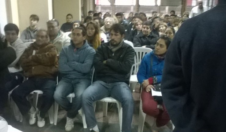 El Movimiento Fuerza Organizada continúa con su accionar social en los barrios