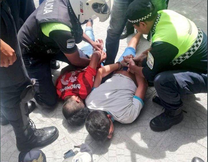 La policia detuvo a tres malvivientes en el cortejo fúnebre del asaltante que se enfrentó al federal