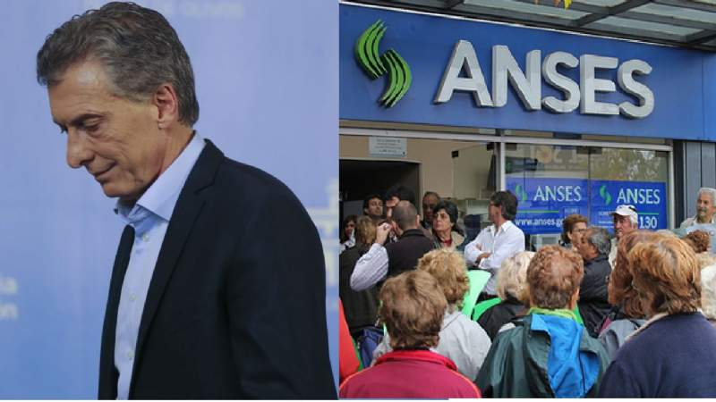 El presidente Macri definió que no habrá bono extra para jubilados