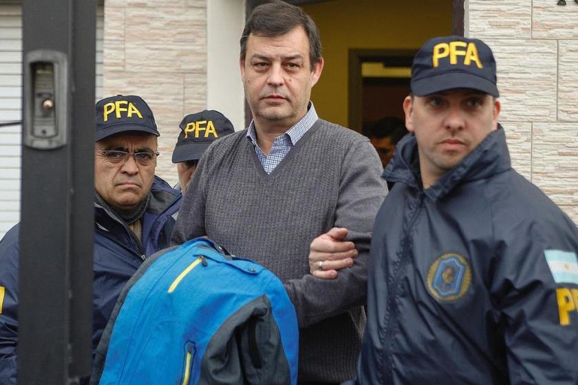 """Liberan al """"arrepentido"""" excontador de los Kirchner"""