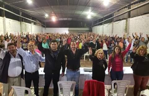 Estacion Araoz: Fredy Campos lanzo su candidatura a Delegado Comunal