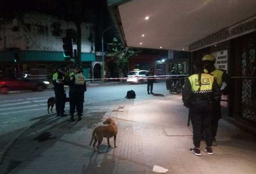TUCUMAN INSEGURO: Por segundo día consecutivo apareció una persona sin vida tirada en la vereda