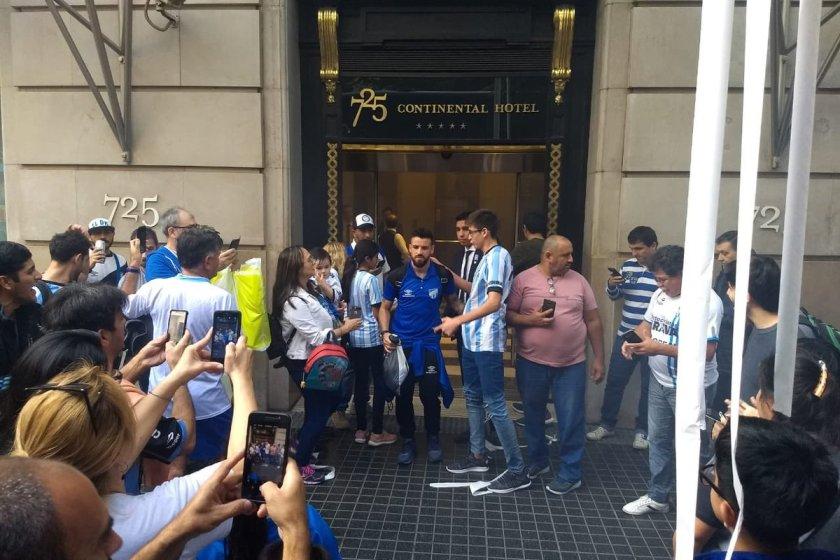 """"""" GRAN EXPECTATIVA"""" : ¿Atlético a la Libertadores? La resolución de la Conmebol que podría beneficiar al """"Decano"""""""