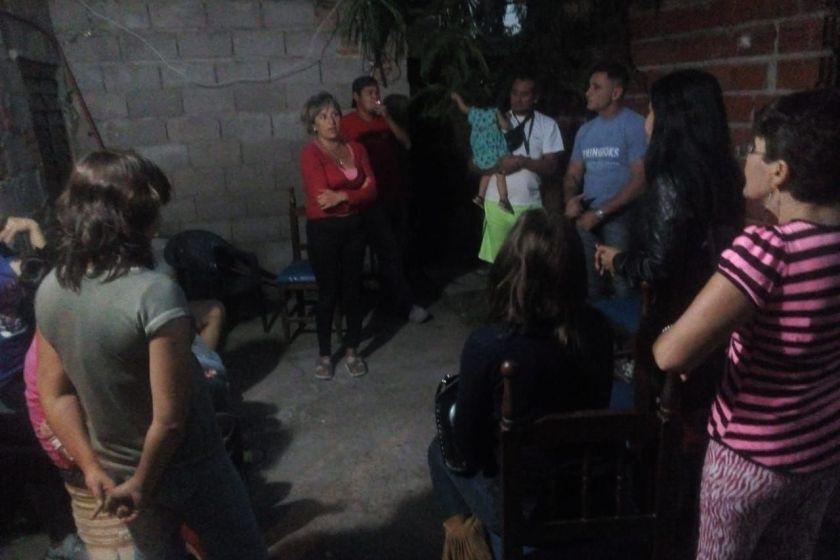Candidatos de Fuerza Republicana se hacen fuertes en barrios de San Miguel de Tucuman