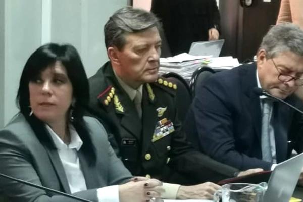 Juicios de lesa humanidad: Milani negó haber secuestrado a los Olivera