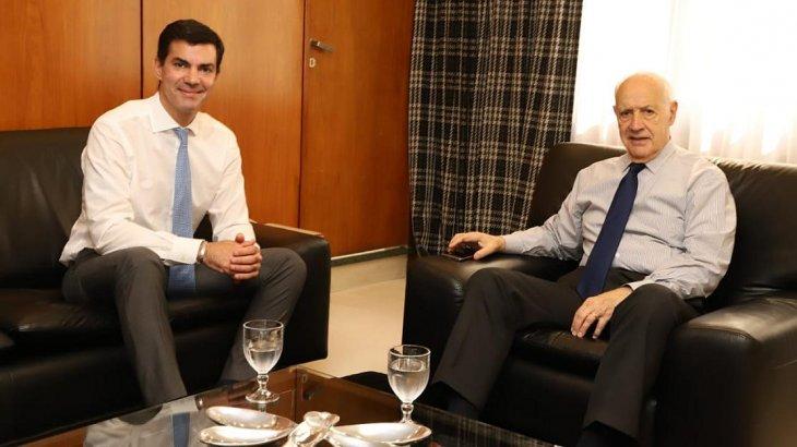 Roberto Lavagna será candidato a presidente, con  Juan Manuel Urtubey como vice