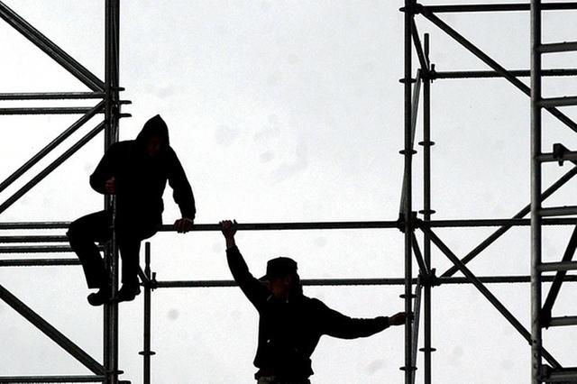 """"""" PERDIDA DE DERECHOS """" : Nueve de cada diez nuevos empleos son informales"""