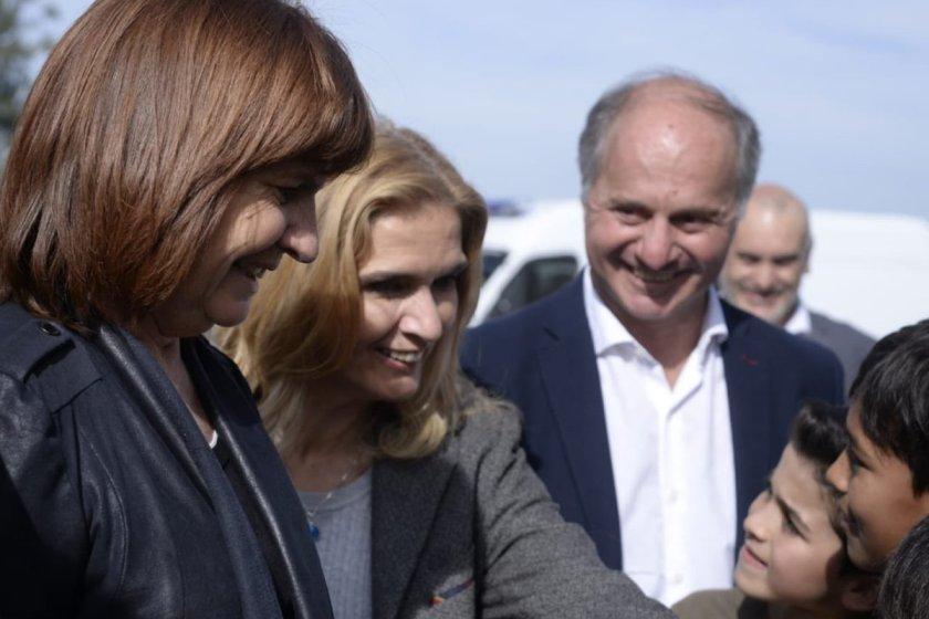 La ministra Bullrich visitó Tucumán para acompañar a la candidata a la gobernación Silvia Elías de Pérez