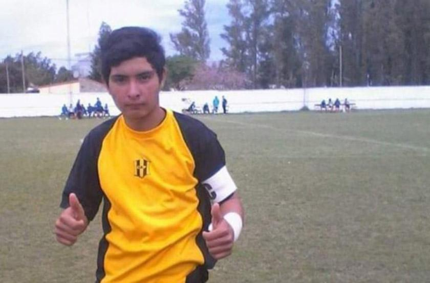 TRAGICO: Un Joven atajó un penal con el pecho y falleció