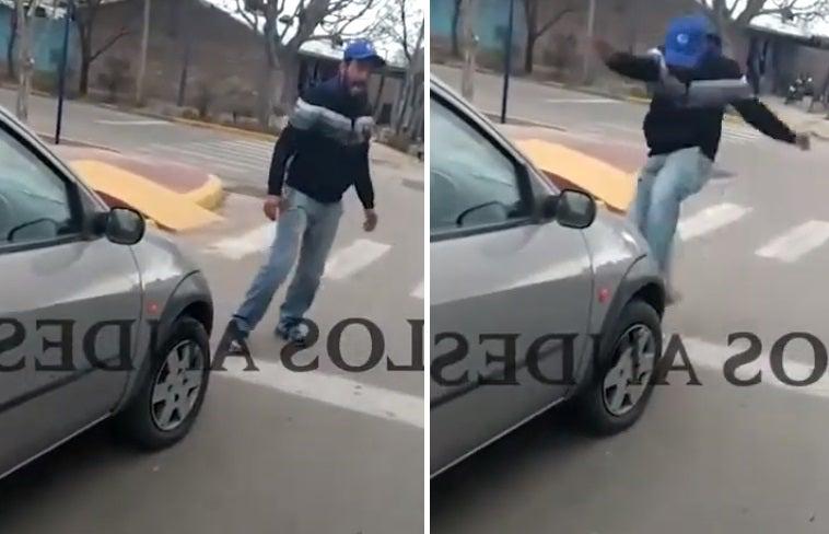 Militantes de CAMBIEMOS atacan ferozmente a opositores
