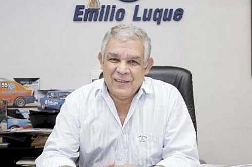 """Emilio Luque: """" Culpa ahora a los empleados de intransigentes, lo que evita que les pueda pagar dice"""""""