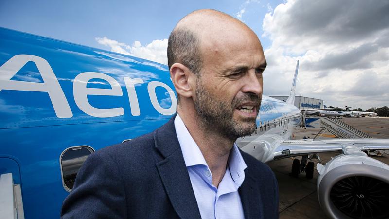 El fracaso en Transporte por parte de Dietrich quedo en  evidencia:  Aerolíneas Argentinas tiene un déficit de 1650 millones