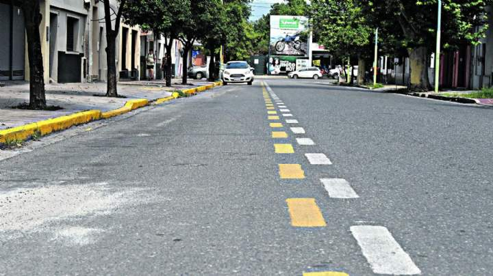 La economia del interior de la provincia se desmorona por el paro de ómnibus