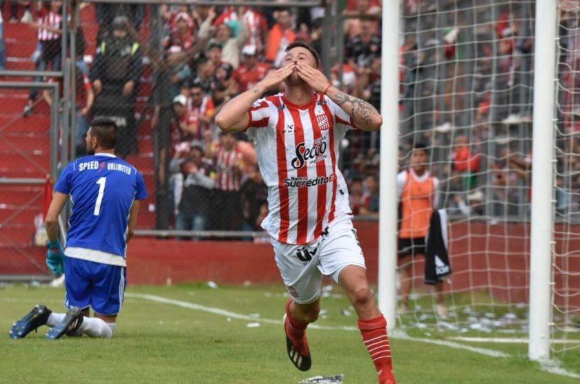San Martín de Tucuman le ganó 2 a 0 a Riestra