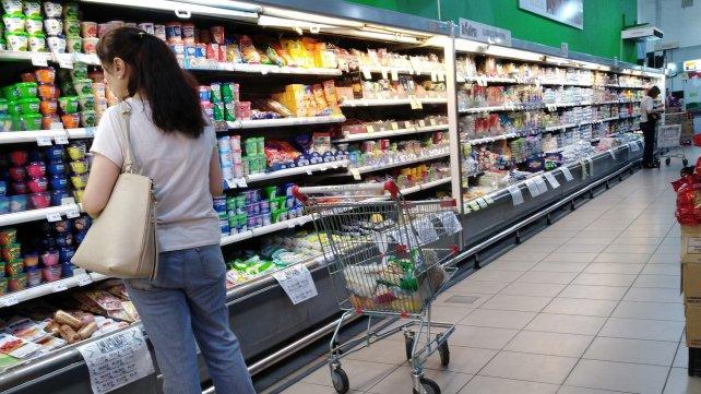 INDEC: La inflación de agosto fue de 4% y acumula una suba de 54,5% en los últimos doce meses