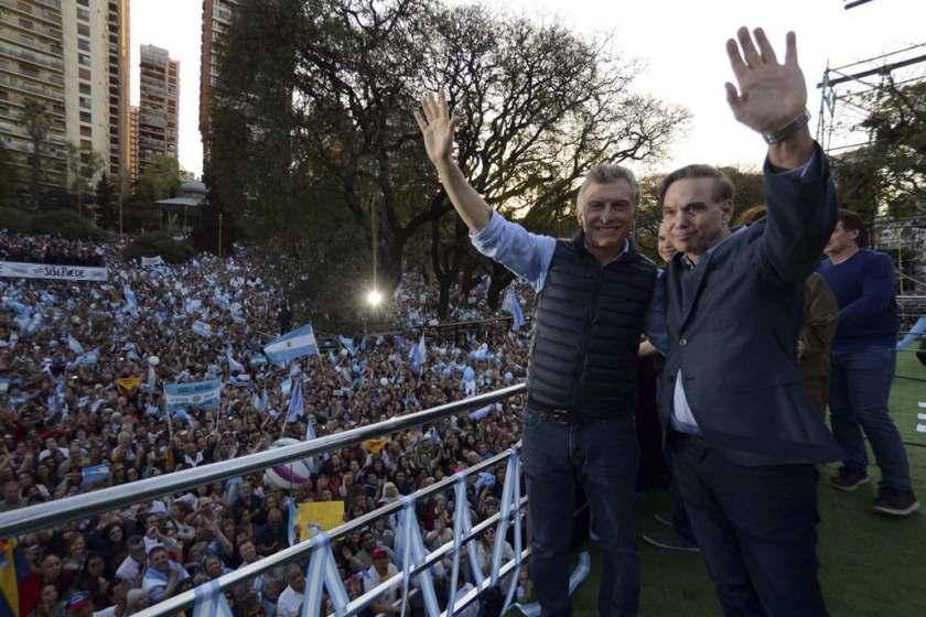 "Según,  Pichetto, Mauricio Macri perdió ""4 o 5 puntos"" en las PASO por falta de control"