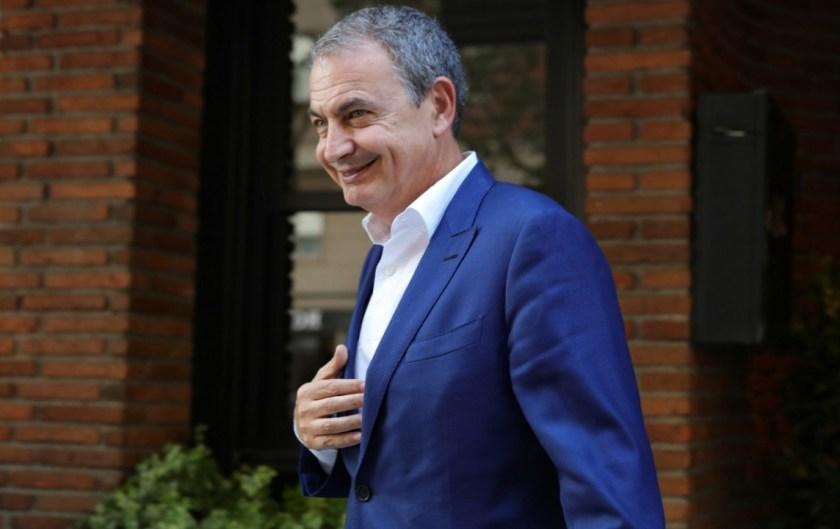 DEUDA: Zapatero le pide a Sánchez que interceda ante el FMI para evitar el default de Argentina