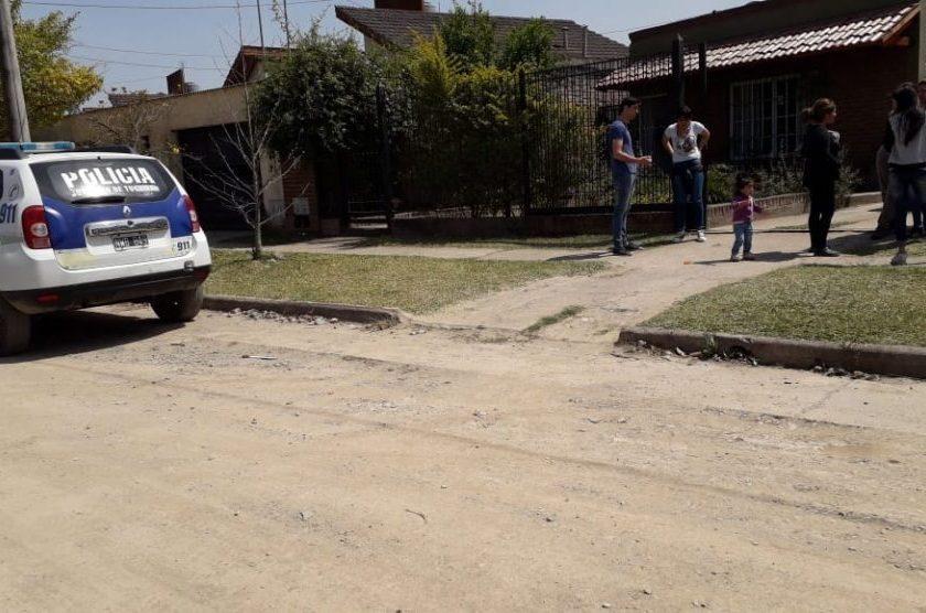 Hallaron un bebe sin vida en el fondo de una casa en Lomas de Tafí