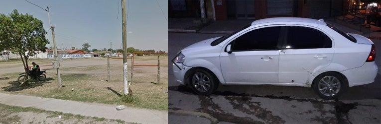 En Las Talitas, desde un auto los tirotean mientras jugaban un partido de fútbol, hay un herido